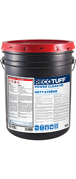 RecoTuff™ POWER CLEAN HD