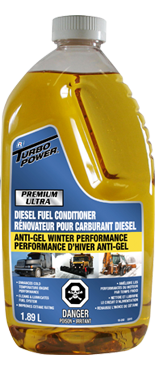 Premium Diesel Fuel Conditioner with Antigel