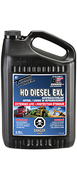 Diesel Extended Life Antifreeze/Coolant