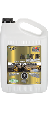 HD OAT NF Extended Life 50-50 Premixed Antifreeze/Coolant