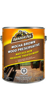 Armor All™ Mocha Brown Wood Preservative