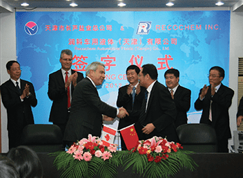 Recochem expands its coolant offerings in Asia
