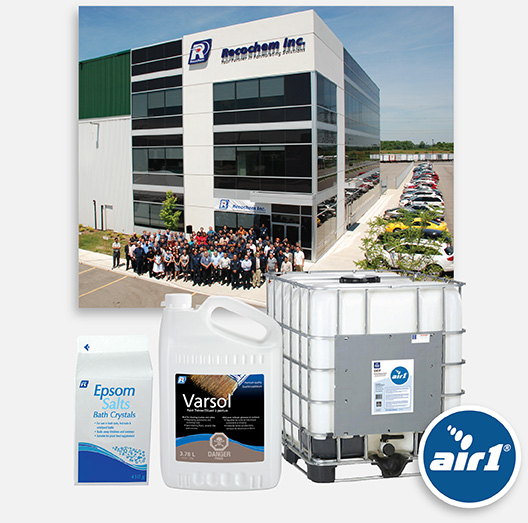 Recochem opens new facility in Ontario