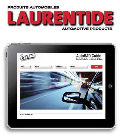 Laurentide Automotive Products