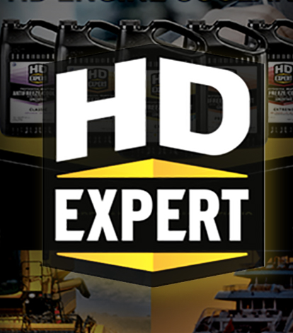 HD Expert brand launches for heavy-duty engine coolant