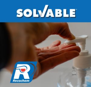 Recochem pivots to produce hand sanitizer amidst COVID-19 Pandemic.