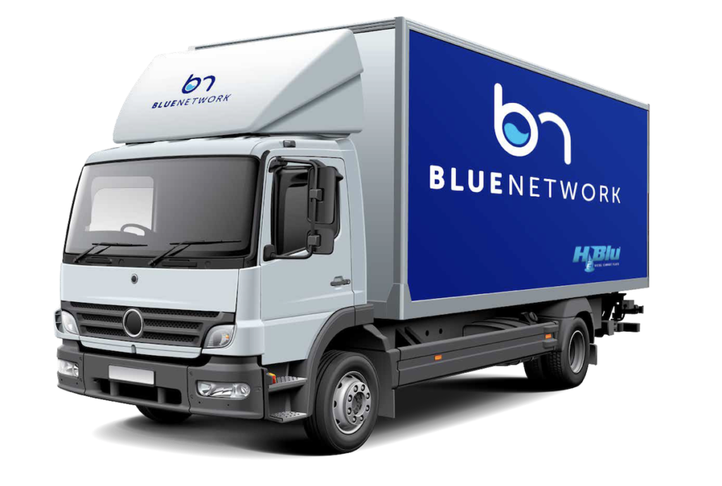 BLUE Network launches with DEF delivery & services